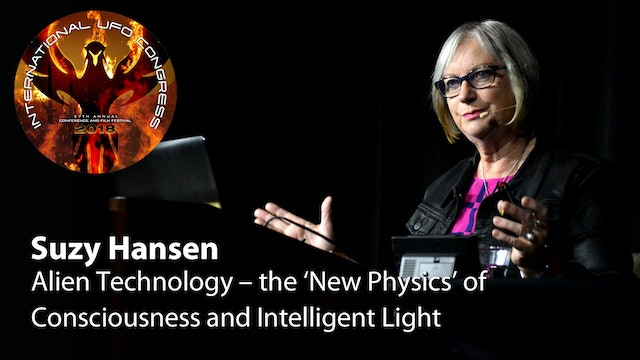 Alien Technology – 'New Physics' of Consciousness