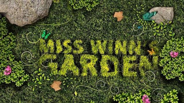 Miss Winn's Garden Trailer