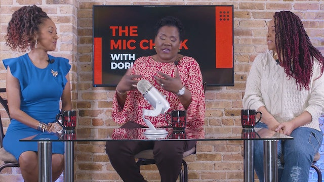 The Mic Check    EP.  #5       Coach Mo and Yanni