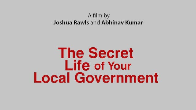 The Secret Life of Your Local Governm...