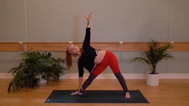 Moon Flow Variation with Alexa Halstead (Level 1/2)