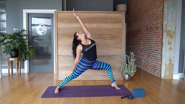 Backbends & Core with Yvonne Rodriguez