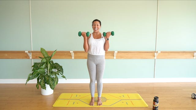 30 Minute Strength with Yvonne (Level 2)