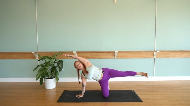 Balance, Hips, and Heart Openers with...