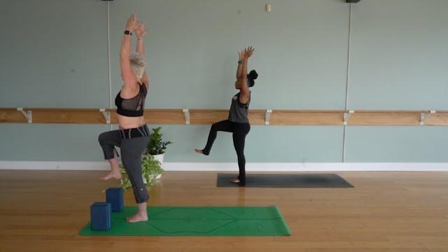 Finding your Balance with Jill Godwin...