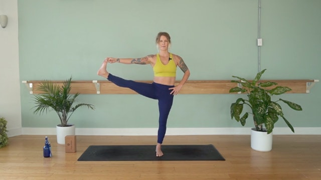 3rd Chakra Flow with Megan Zirkelbach (Level 2)