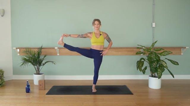 3rd Chakra Flow with Megan Zirkelbach...