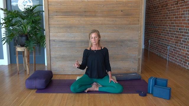 Yin Yoga with Cheryl Milton (Level 1)