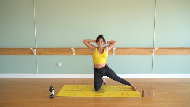 Forearm Stand & Crow Variations w/ Yvonne Rodriguez - (Vinyasa Level 2/3)