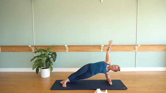 Total Body Pilates Mat with Glenna Asmus (Level 1/2)
