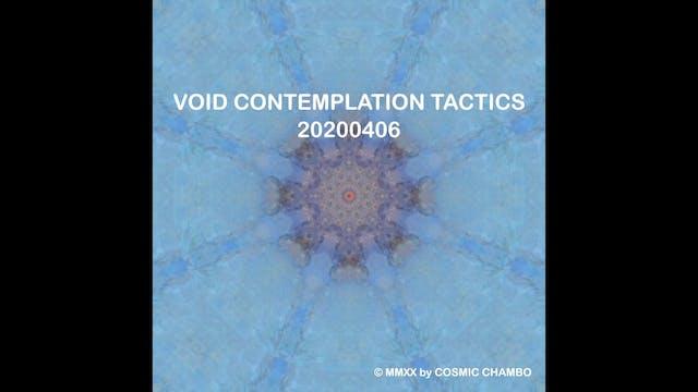 Meditation: Void Contemplation Tactic...