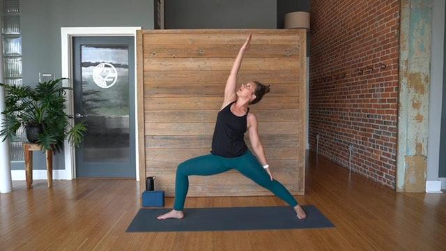 Athletic Flow with Megan Hochstetler (Level 2)