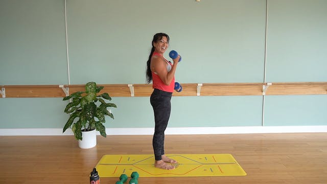 30 minute Strength with Yvonne Rodrig...