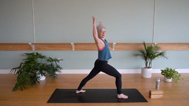 Upper Body Opening with Jill Godwin (...