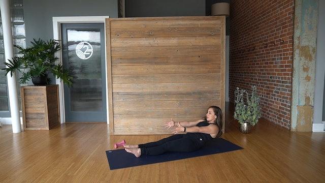 Total Body Pilates with Maria Leek (Level 1/2)