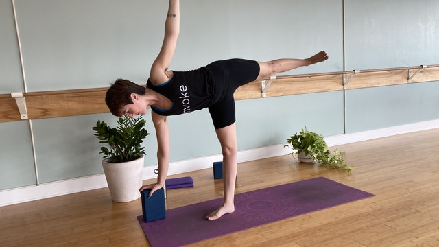 Intro to Yoga #4 with Bekah Pollard (Level 1)