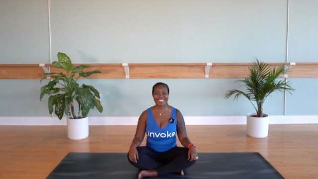 Prenatal Yoga with Shanea Angrick (Level 1/2)