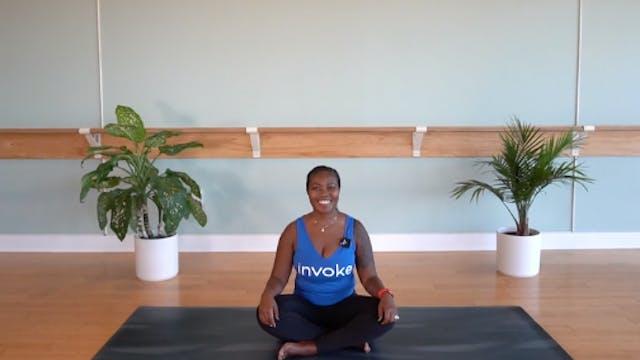 Prenatal Yoga with Shanea Angrick (Le...