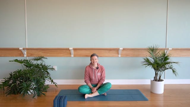 Yin Yoga with Allison Fisher (Level 1)