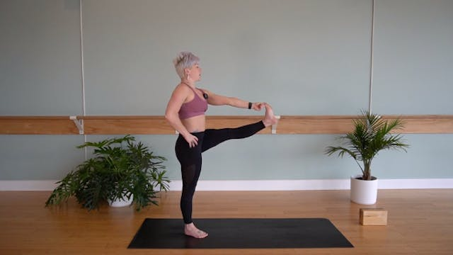 Balance and Core Strength with Jill G...