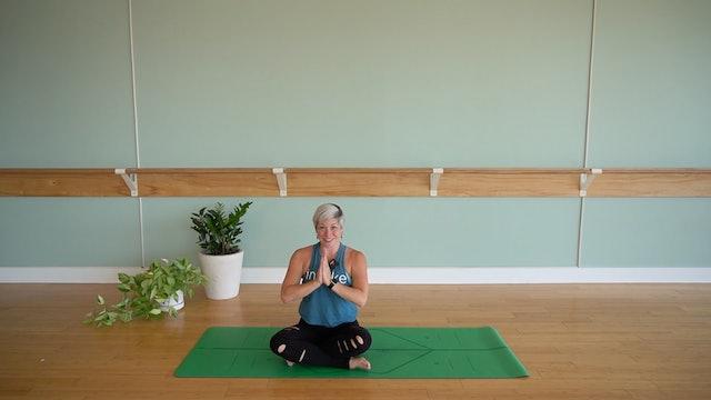 Beginner Flow with Jill Godwin (Level 1)