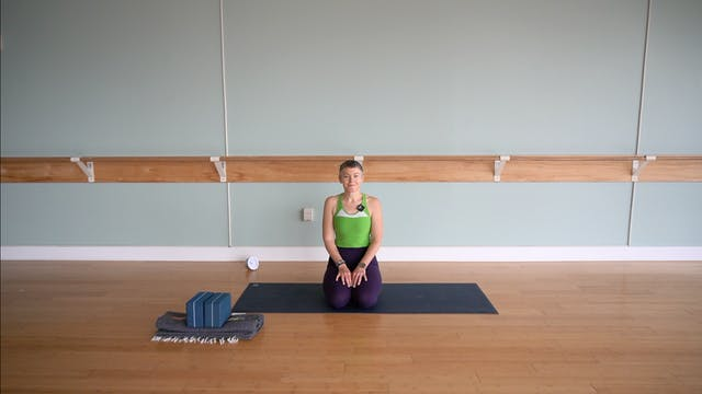Yin Yoga with Allison Fisher (Level 1)