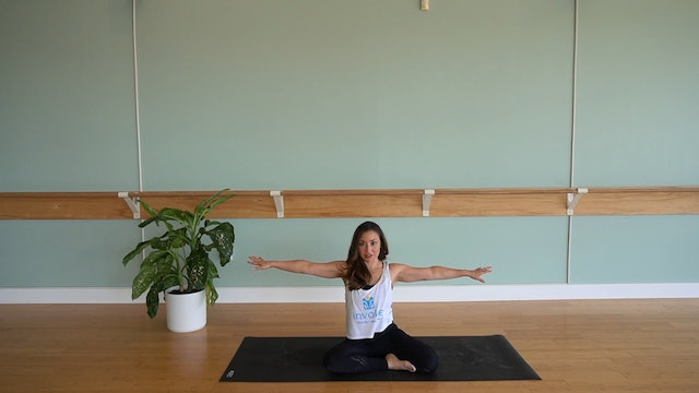 Total Body Pilates Mat with Maria Leek (Level 2)