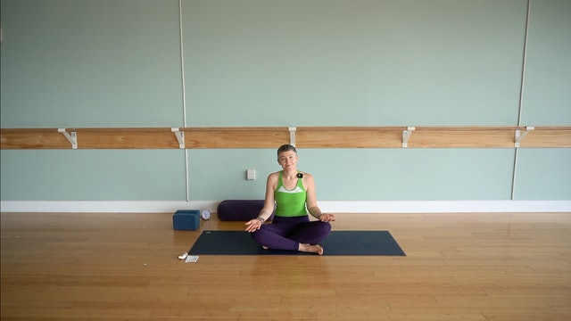Bedtime Yin with Allison Fisher (Level 1)