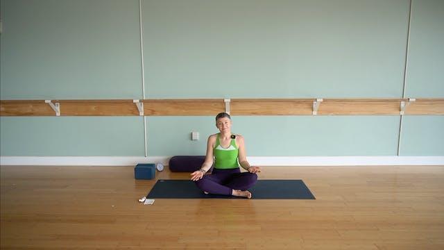 Yin Yoga with Allison Fisher - 30 min...