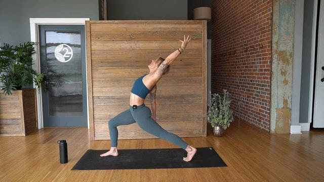 Twists and Hamstrings with Megan Zirkelbach (Level 2)