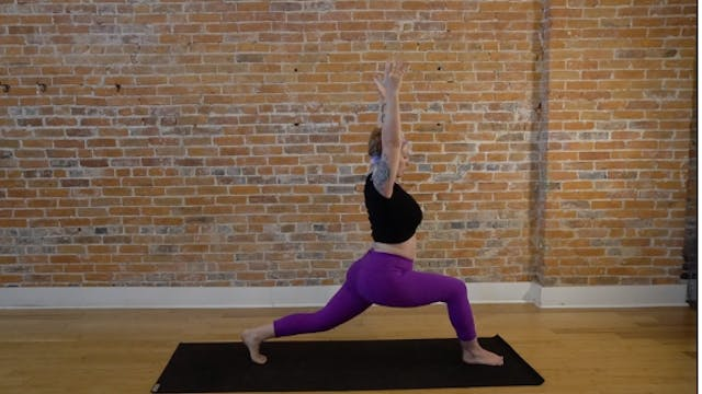Handstand Flow with Alexa Halstead (L...