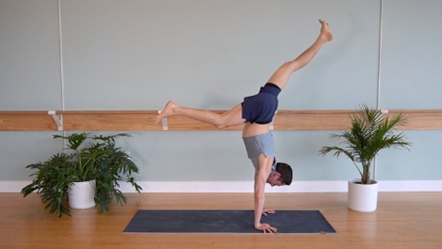Handstand Primer with Todd Gulizia (Level 2/3)