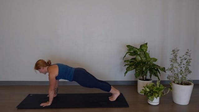 Pilates Mat Concentration Focus with ...