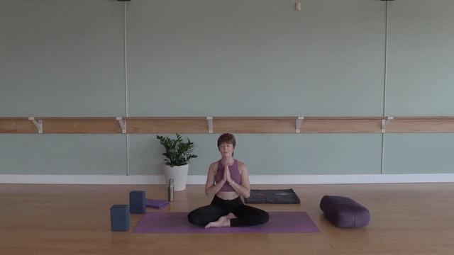 Intro to Yoga #1 with Bekah Pollard (Level 1)
