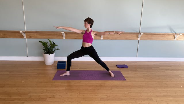 Intro to Yoga #3 with Bekah (Level 1)
