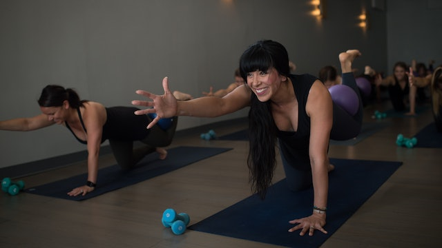 Fierce Strength with Yvonne Rodriguez (Level 2)
