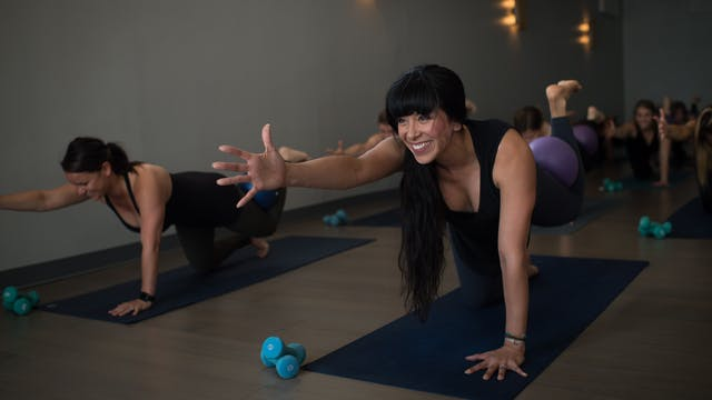 Fierce Strength with Yvonne Rodriguez...