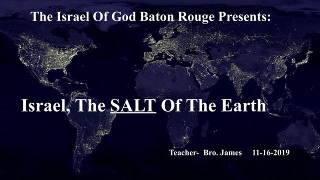 11162019 - IOG Baton Rouge - Israel, ...