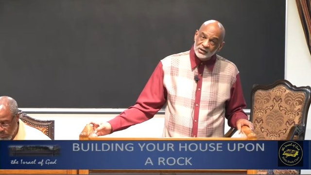 5112019 - IOG Memphis - Building Your House Upon A Rock
