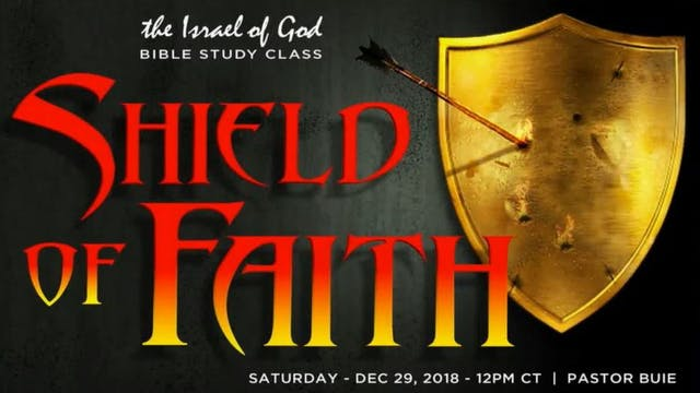 12292018 - The Shield of Faith