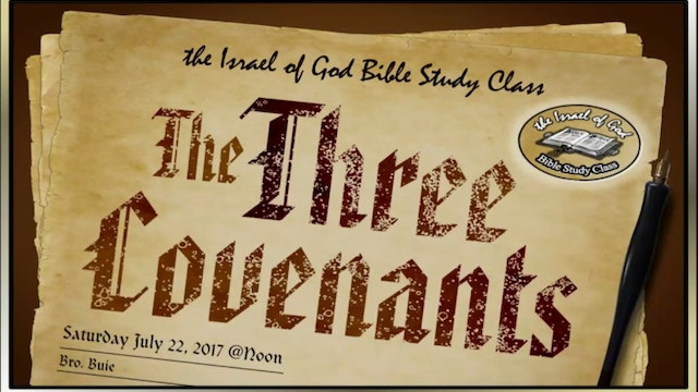 72217 - The Three Covenants