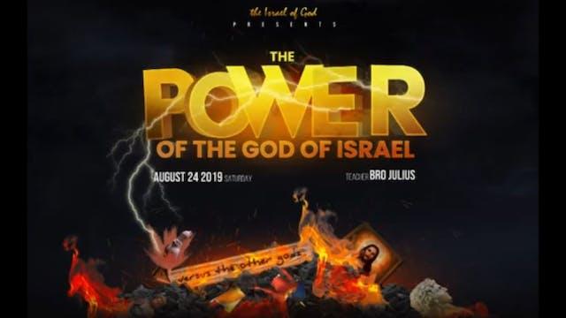 8242019 - IOG Atlanta - Power of The ...