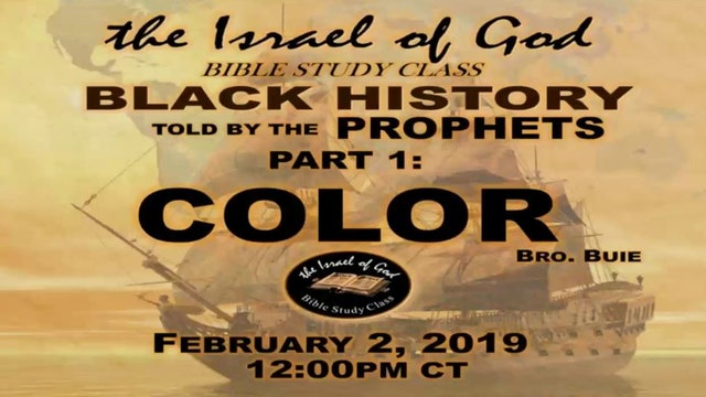 2022019 - Black History Told By The Prophets Part 1 Color