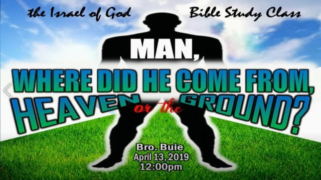 4132019 - Man Where Did He Come From, Heaven Or The Ground
