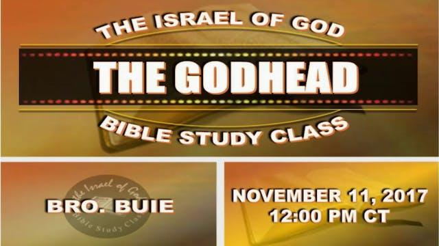 111117 - The Godhead