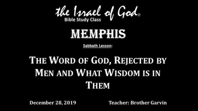 12282019 - IOG Memphis - The Word of ...