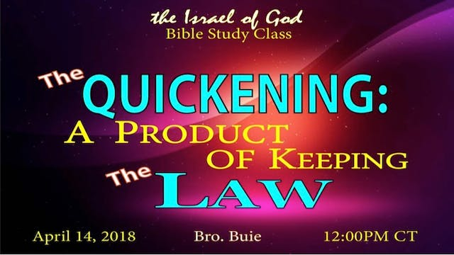 04142018 - The Quickening A Product o...