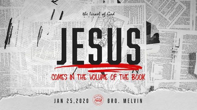 01252020 - IOG Atlanta - Jesus Comes ...