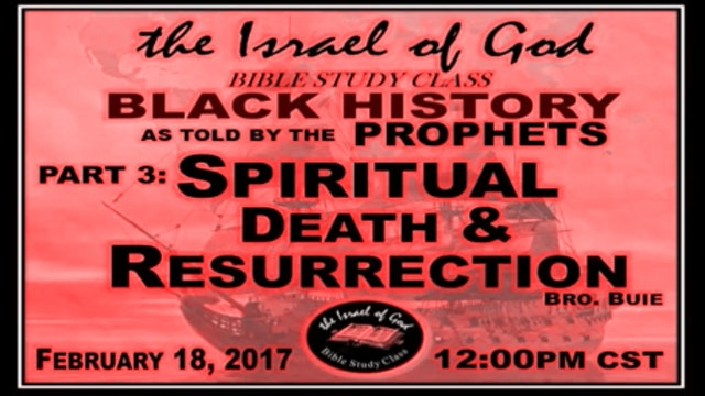 21817-BHS-Pt3-Spiritual Death & Resurrection