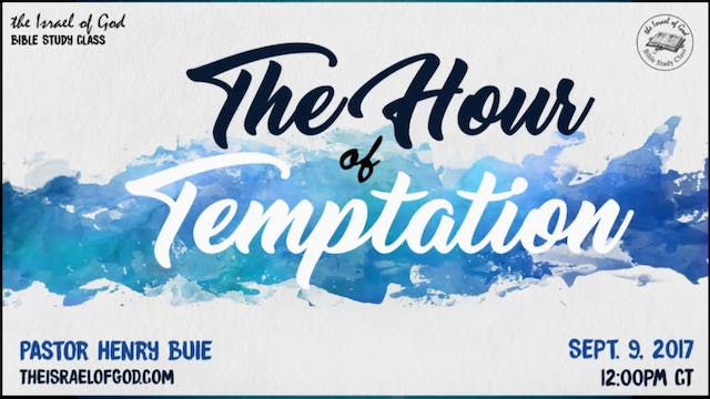 90917 - The Hour of Temptation